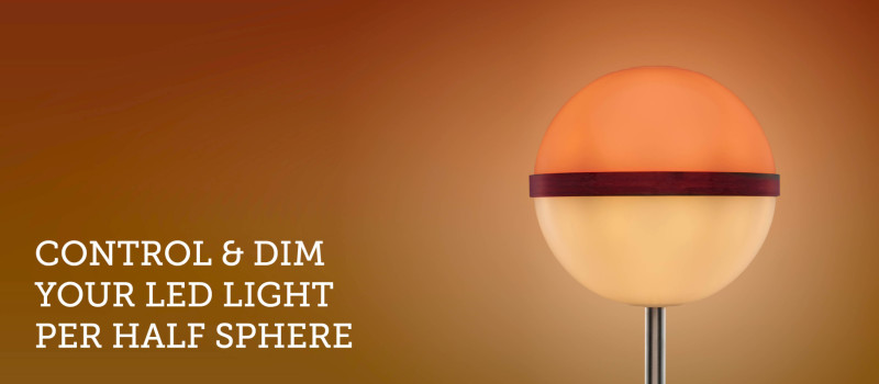led sphere dydell en