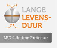 Lange levensduur door LED lifetime protector