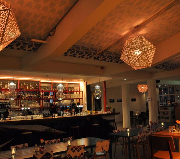 horeca en restaurant verlichting