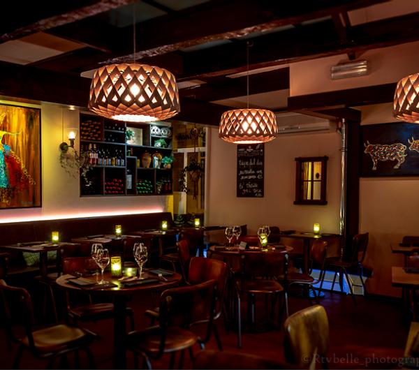 restaurant verlichting