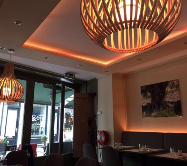 restaurant verlichting horeca verlichting