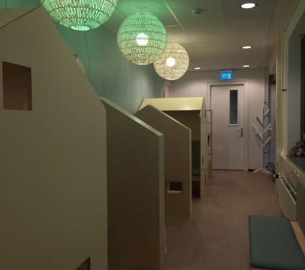 ziekenhuis verlichting