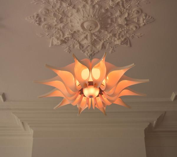 LED, LEDLicht, LEDVerlichting, Lamp, Armatuur, Cradle2cradle, hergebruik, Kunstlamp.