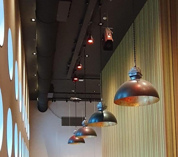 Dydell heeft het muziekgebouw van Utrecht TivoliVredenburg voorzien van een bijzondere Glareless spot.