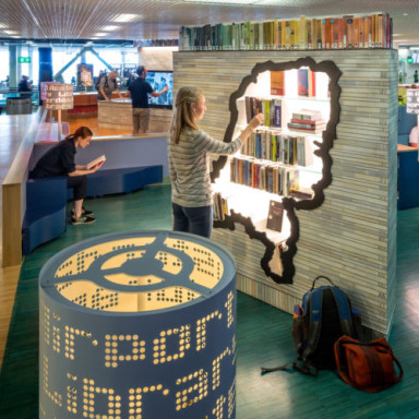 Holland Boulevard, Schiphol Lounge 2