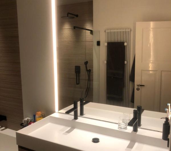 badkamer vierkant