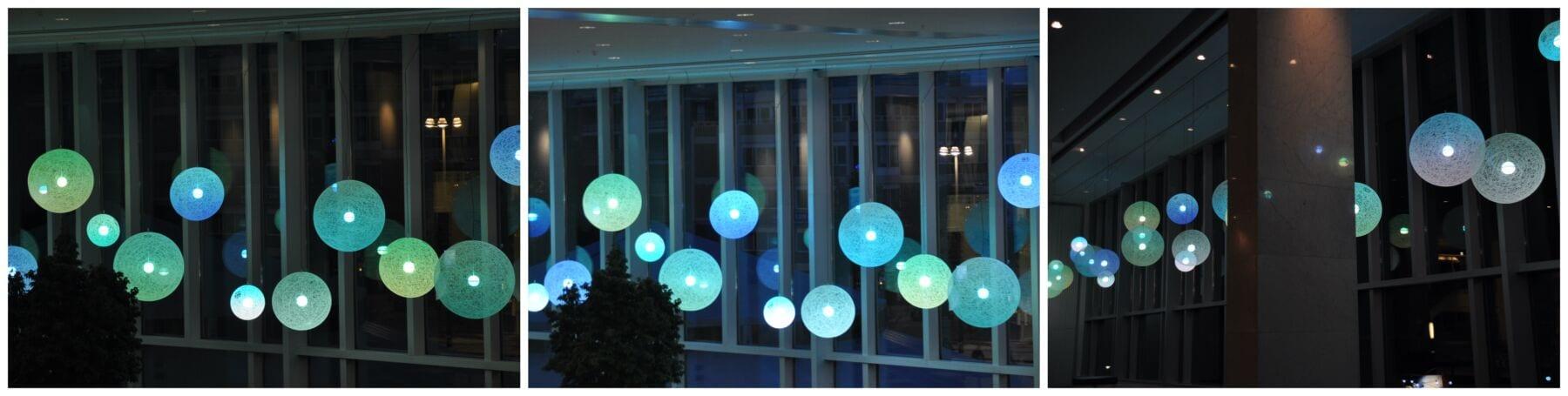 FOYER PARKSTAD LIMBURG THEATERS lampen