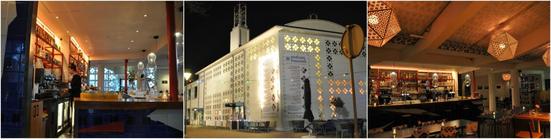 Podium Mozaïek lampen