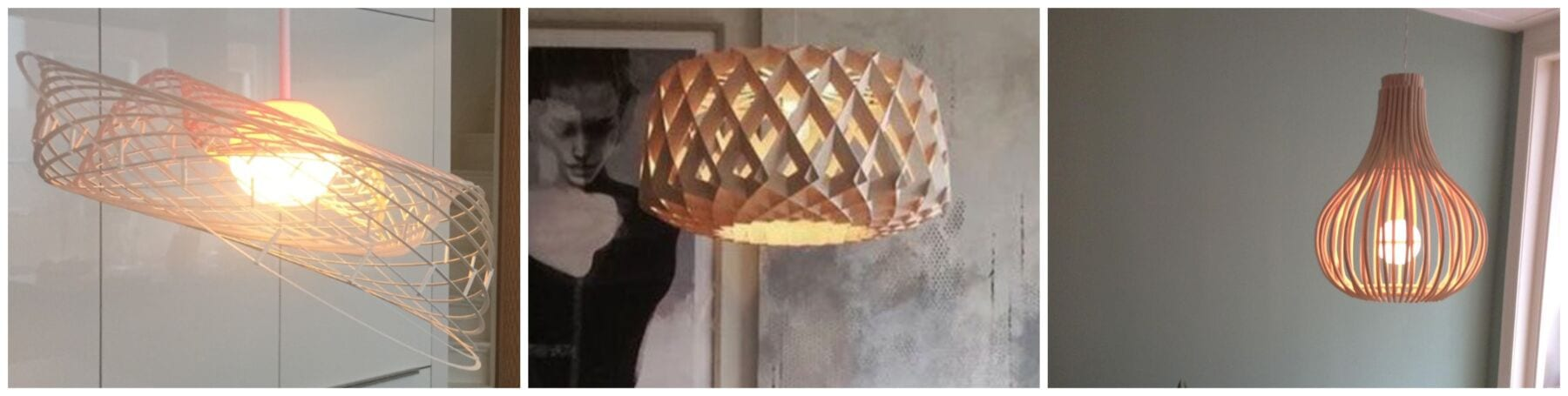 MAISON & OBJECT PARIJS lampen
