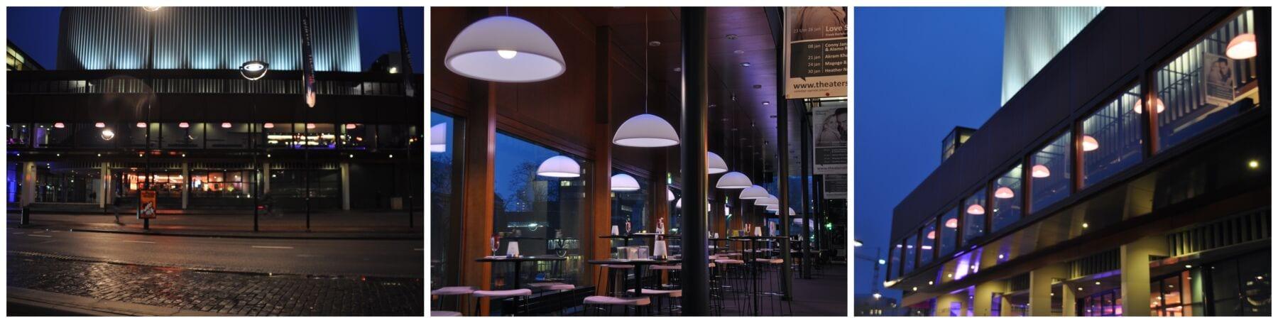 FOYER THEATRE TILBURG lampen